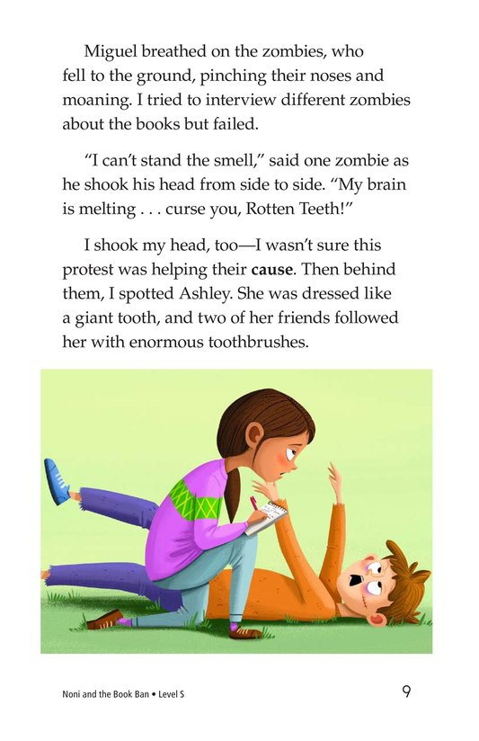 Book Preview For  Page 9