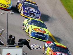 monde de NASCAR, Le