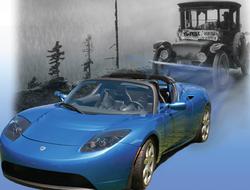 Carros eléctricos: Historia y futuro
