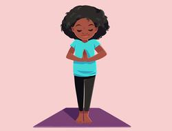 Jenny le encanta el yoga, A