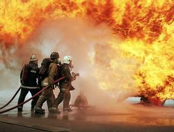 bomberos, Los