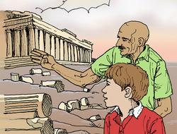 Aventure à l'Acropole
