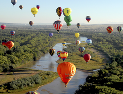 I Fly Hot-Air Balloons