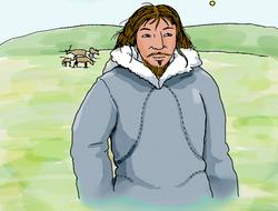Caribou Man