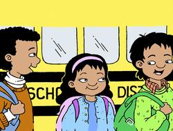 Carlos Goes to School