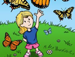 Bienvenidas de nuevo, mariposas