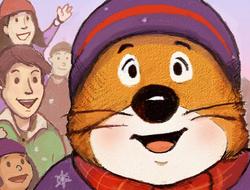 Groundhog Goes Outside