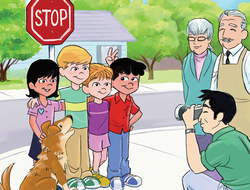Joey's Stop Sign