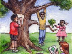 Make a Tree Friend