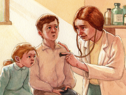 Elizabeth Blackwell: America's First Woman Doctor