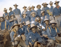 Buffalo Soldiers, The