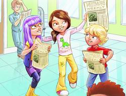 Noni's Newspaper