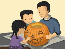 Let's Carve a Pumpkin