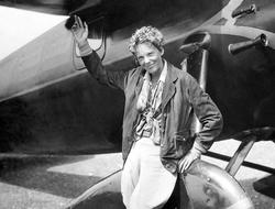 Amelia Earhart: A Legend in Flight
