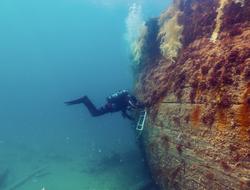Mysterious Shipwrecks