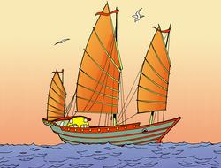 navires de la découverte, Les