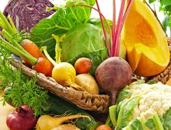 légumes, Des