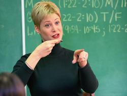 Lengua de señas y lenguaje de manos