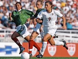 Mujeres estrellas del deporte