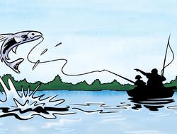 À la pêche avec Grand-papa